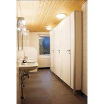 WC kabin, WC válaszfal rendszer 24 mm-es melamin felületű bútorlapból
