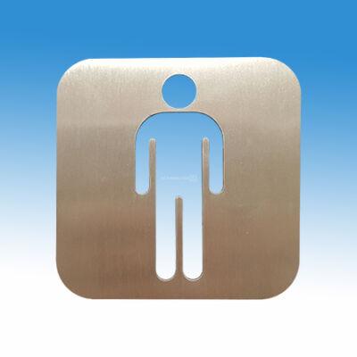 férfi WC piktogram,piktogram,WC piktogram