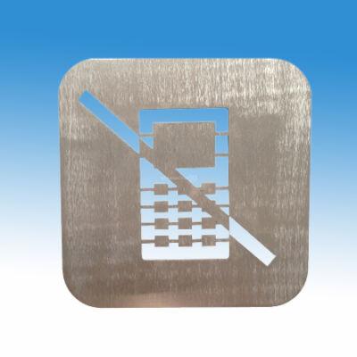 piktogram, telefonálni tilos piktogram