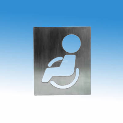piktogram, WC, akadálymentes WC