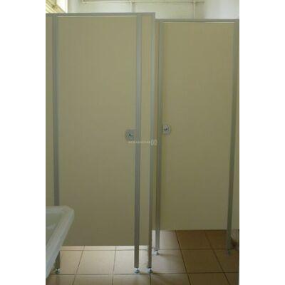 WC fülke, WC válaszfal, WC kabin, WC elválasztó fal